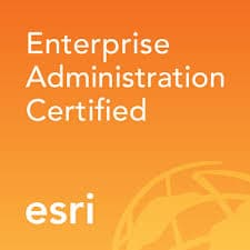 Esri Enterprise Administration Certified