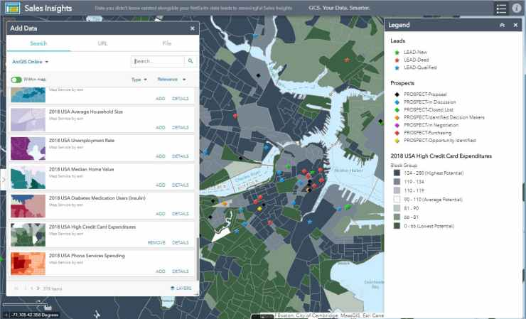 netsuite-geobusiness-Sales-Insights-add-map-data-user-interface