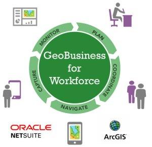 GeoBusiness for workforce