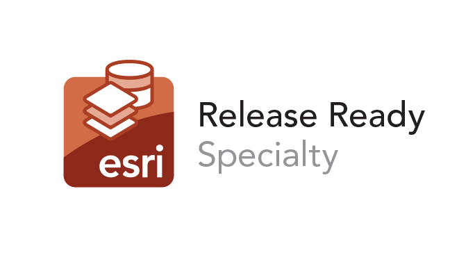 Esri Release Ready