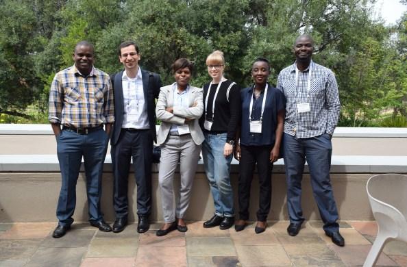 14th GCSM - Stellenbosch, South Africa