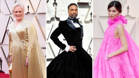 Fashion at the Oscars!
