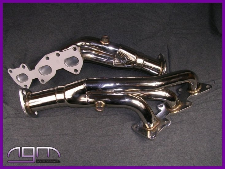 ngm headers for the genesis coupe 3 8