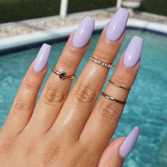 what color nail polish with black dress for formal event
