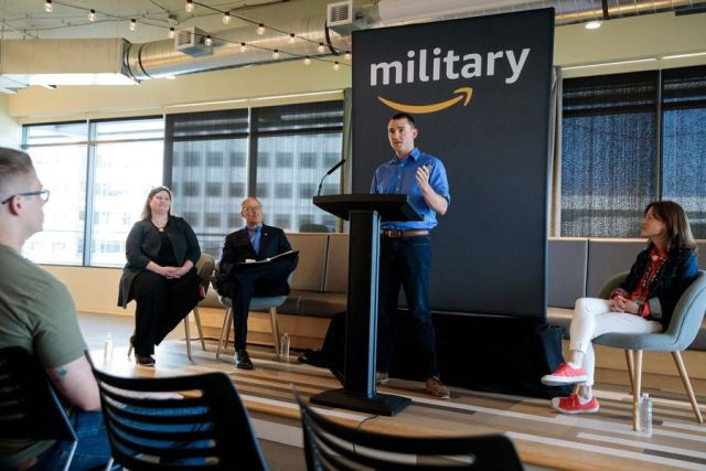 Amazon Veterans Apprenticeship