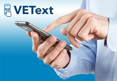 VA text messages