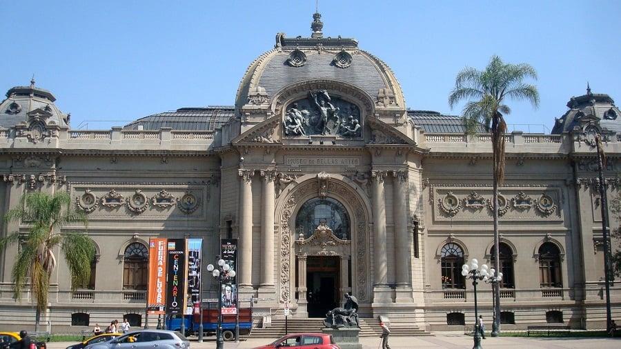 Museu Nacional de Belas Artes em Santiago do Chile - 2020 | Dicas ...