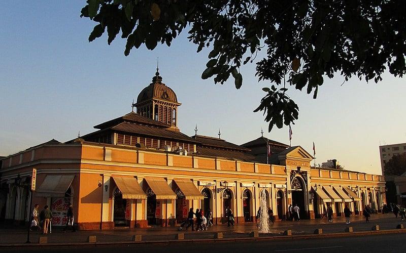 Mercado Central em Santiago do Chile - 2020 | Dicas incríveis!