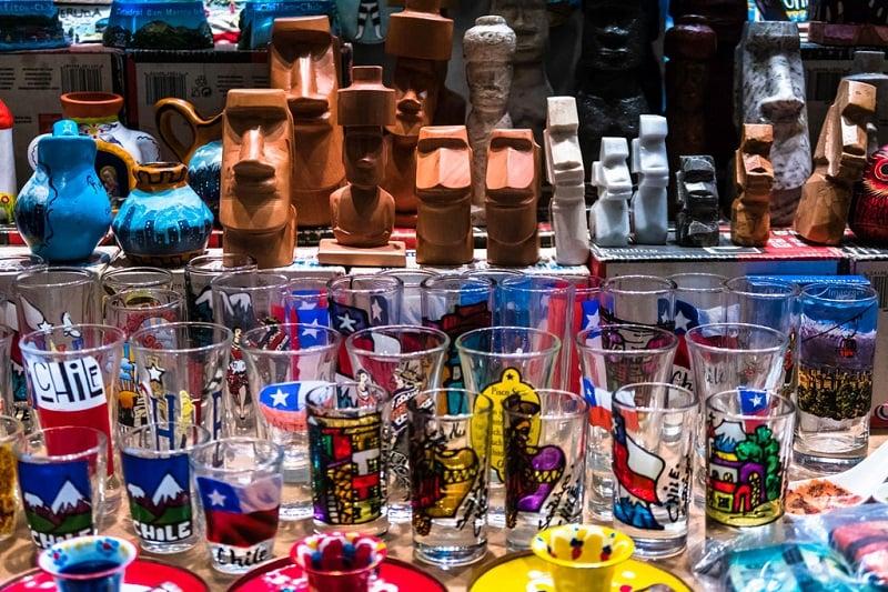 Onde comprar souvenirs em Santiago do Chile - 2020   Dicas do Chile