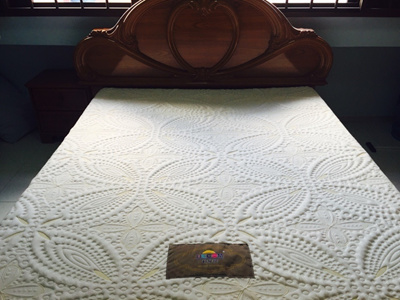 Seahorse Hecom Memory Queen Size Mattress For