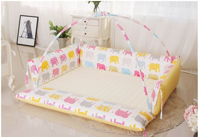 Premium Bedding Set Infant Child Bed Per Mattress Couch Cushion