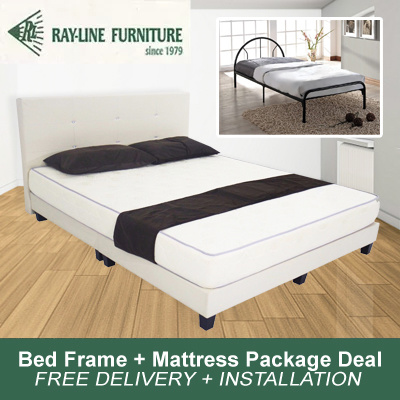 Bed Frame Mattress Package Deal Free Delivery Installation