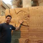 Dica de guia turístico no EGITO: Ihab Hamdy Ismail