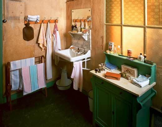Museu Anne Frank - Banheiro