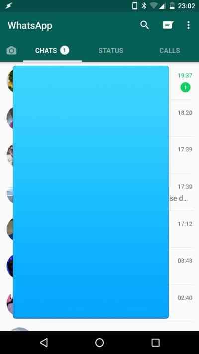 Estados no WhatsApp