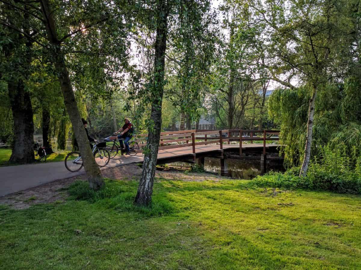 Oosterpark: parque em Amsterdã