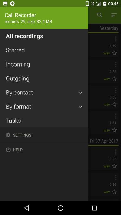 Call Recorder: gravar chamadas no Android