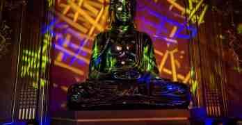 Uma agitada visita ao Buddha-Bar em Mônaco