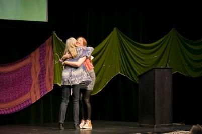 Madeleine Shaw and Emily Antflick, G Day Toronto, 2015