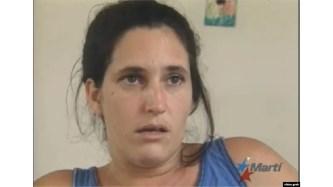 María Victoria García perdió a su hijo de 10 años, su hermano y su esposo en el remolcador 13 de marzo.