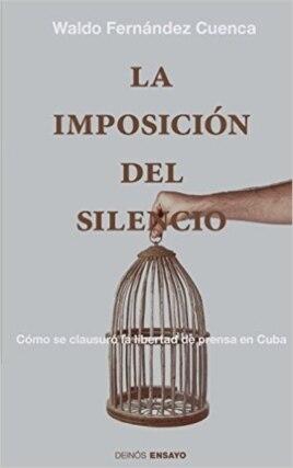 Cubierta de Hypermedia para el libro de ensayo de Waldo Fernández Cuenca.