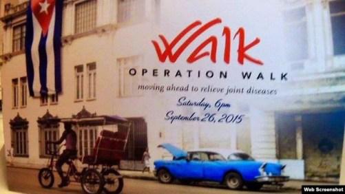 Operation Walk.