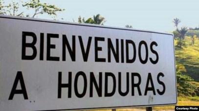 Bienvenidos a Honduras
