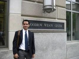 El economista cubano Pavel Vidal en Washington D.C.