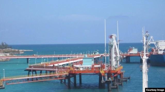 CUPET, instalaciones en Cuba.