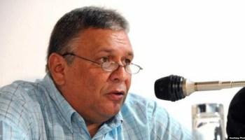 Marino Murillo, Ministro de Economía y Planificación de Cuba , interviene en la Comisión de Asuntos Económicos de la Asamblea Nacional (AIN).
