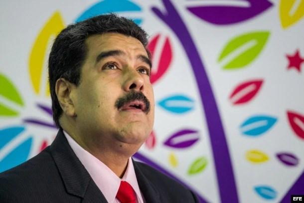 Nicolás Maduro participa en la XVII Cumbre de jefes de Estado y de Gobierno del Movimiento de países No Alineados.