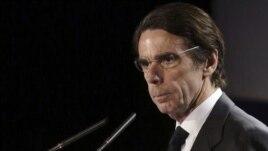 José María Aznar, expresidente de España.