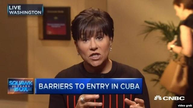 Penny Pritzker describió a CNBC las barreras que hallarán los inversionistas foráneos en Cuba.