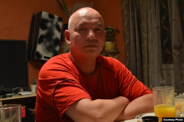 Марат Даулетбаев, председатель общественного объединения «Байконур за гражданские права».