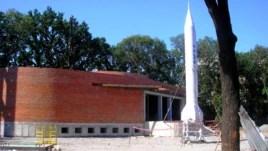 """Rachele nucleare ucrainene ca piese de expoziție la un Muzeu """"Pacul rachetelor"""" la Dnipropetrovsk"""