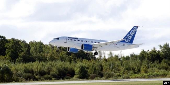 شرکت بمباردیه در چند سال اخیر سری جدید هواپیماهای خود با نام سری «سی» را معرفی کرده بود
