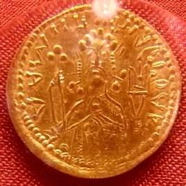 Златник князя Владимира