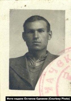Михайло Луців, 1940 рік