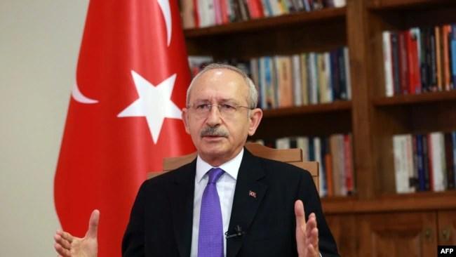 Kemal Kilicdaroglu, Cümhuriyyət Xalq Partiyası, Ankara, 10 mart 2017