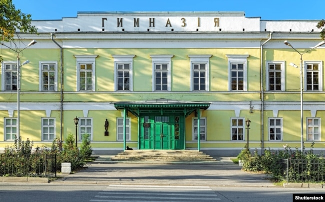 Літературний музей Антона Чехова в Таганрозі у колишній будівлі чоловічої класичної гімназії, де він навчався з 1868 по 1879 рік