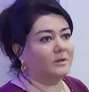 Зарина Неъматова