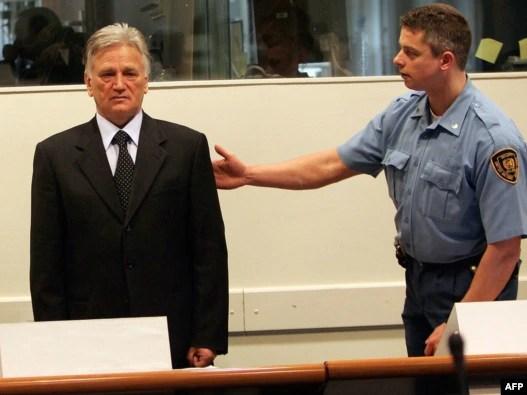 Presuda Perišiću početkom septembra