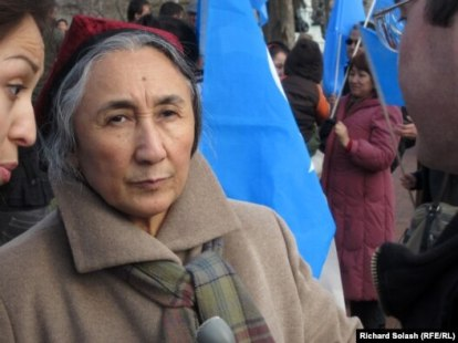 Uyghur leader Rebiya Kadeer says she believes there will be more bloodshed in China, because the authorities continue to crack down on the Uyghur minority.
