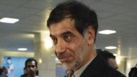 Iranian parliamentary deputy speaker Mohammad Reza Bahonar