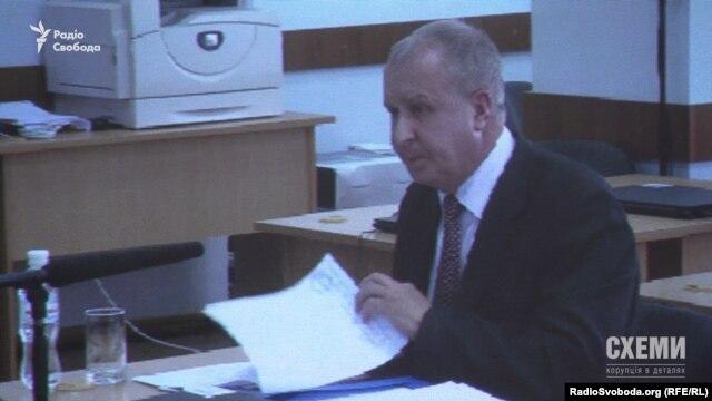 Голова Апеляційного суду Київської області Олексій Данилов