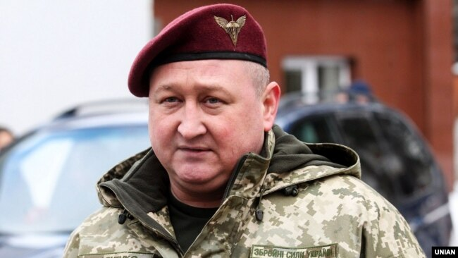 Дмитро Марченко – у 2014 році підполковник 79-ї бригади ЗСУ
