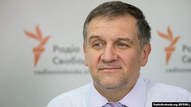 Олексій Гарань, політолог, історик