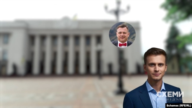 Коли депутат Олександр Скічко визначався з помічником на громадських засадах – обрав свого рідного брата