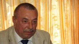 Александр Саванков, бывший заместитель министра внутренних дел Казахстана. Алматы, 14 мая 2014 года.