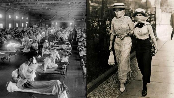 Пандемия «испанки» в 1918-м: вирус, поразивший треть человечества